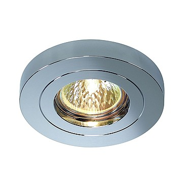 Светильник SLV DOWNLIGHT CHROM ROUND PS1010957