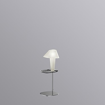 Светильник Wever & Ducre REVER FLOOR 1.0 XS LED DIM 6531ECWN PS1025128-31885