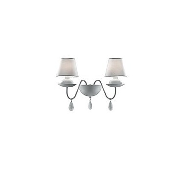 Бра Ideal Lux Blanche AP2 PS1020325