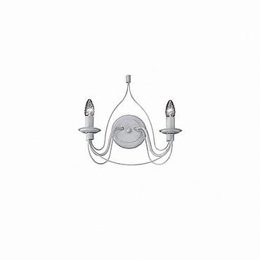 Бра Ideal Lux Corte AP2 PS1020412