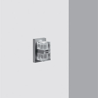 Светильник iGuzzini Glim Cube Wall double up/down light PS1032916