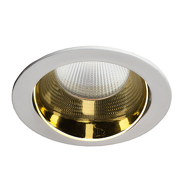 Светильник ForaLED Downlight HIT Gold PS1037574