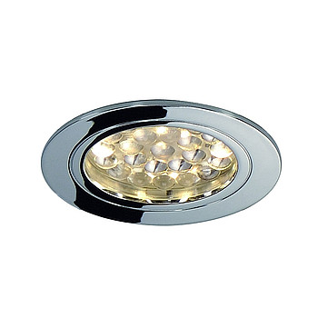 DL 123 LED SLV