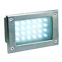 BRICK LED 24 SLV