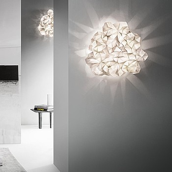 Drusa ceiling-wall Slamp
