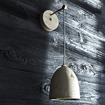 Surya wall light Ochre