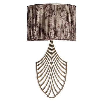 Plume Wall Light Porta Romana