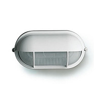 PLAFONIERE OVAL WITH VISOR HORIZONTAL Simes
