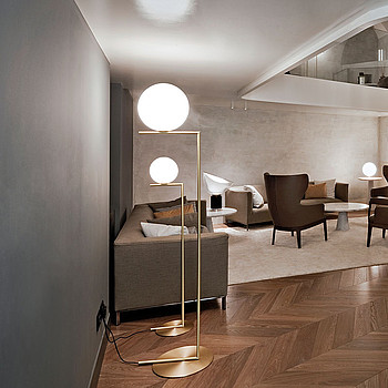 IC Lights Floor Flos