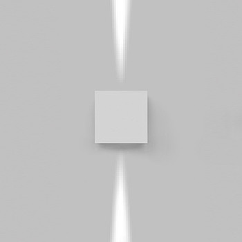 Effetto Square 2 narrow beams Artemide