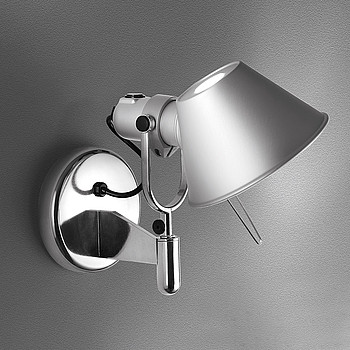 Tolomeo Faretto LED  with dimmable switch Artemide