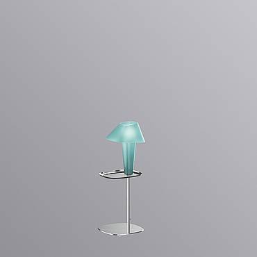 Светильник Wever & Ducre REVER FLOOR 1.0 XS LED DIM 6531ETGC PS1025128-31870