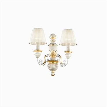 Бра Ideal Lux Flora AP2 PS1020386