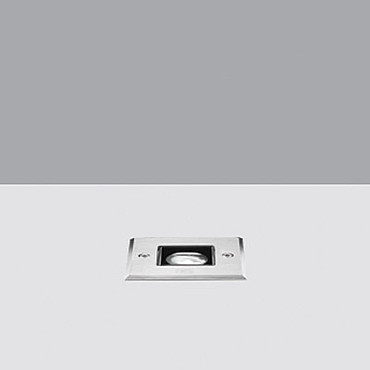 Светильник iGuzzini Ledplus Stainless steel frame square PS1033024