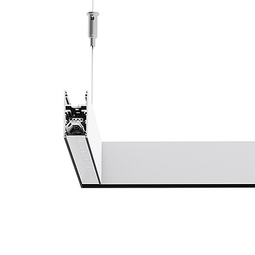 Светильник Artemide A.24 Suspension Diffused Emission 90° Angle PS1037304