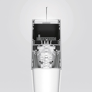Светильник Artemide A.39 Suspension Diffused Emission PS1037322