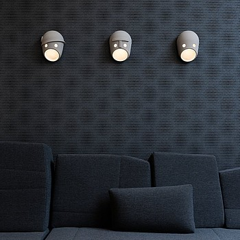The Party Wall Lamp Moooi