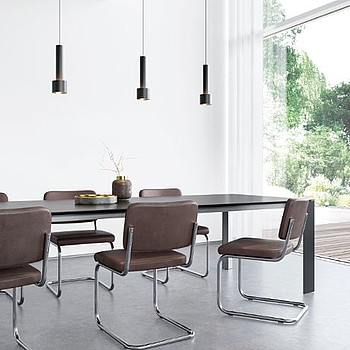 STUDIO LINE LED pendant shielded Bega